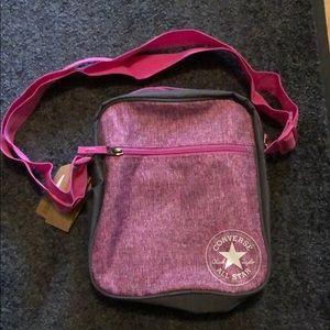 Converse Zip Shoulder Bag